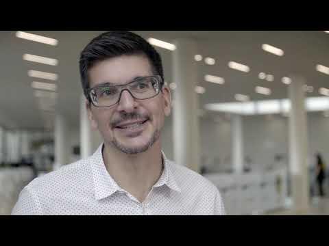 Interview with Alex Osterwalder at the European Business Forum 2018