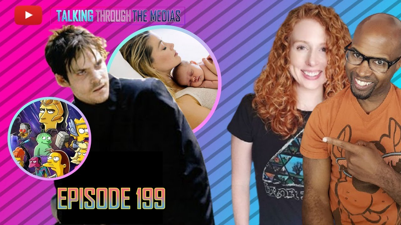 Episode #199 - Stephen Dorff - Amber Heard Baby - Loki