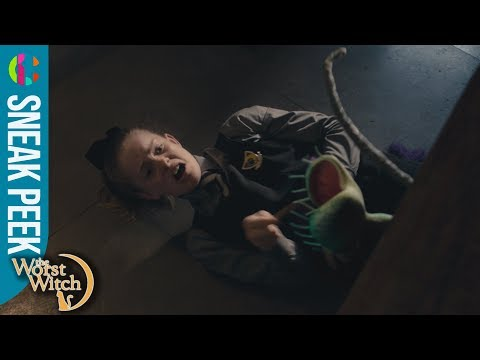 The Worst Witch | Series 3 Episode 2 | Double Hubble