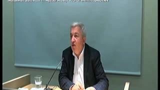 27-03-2016 Münafikun Suresi (1-11 Ayetler) - Prof Dr Mehmet OKUYAN – Deva Vakfı Tefsir Dersleri