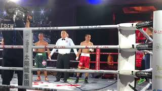 Мадияр Жанузак выиграл пояс IBF в Макао №1