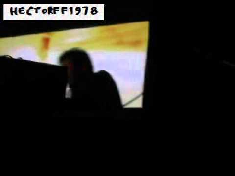 Recoil - Alan Wilder en Buenos Aires Argentina 04/11/2010 Niceto Club