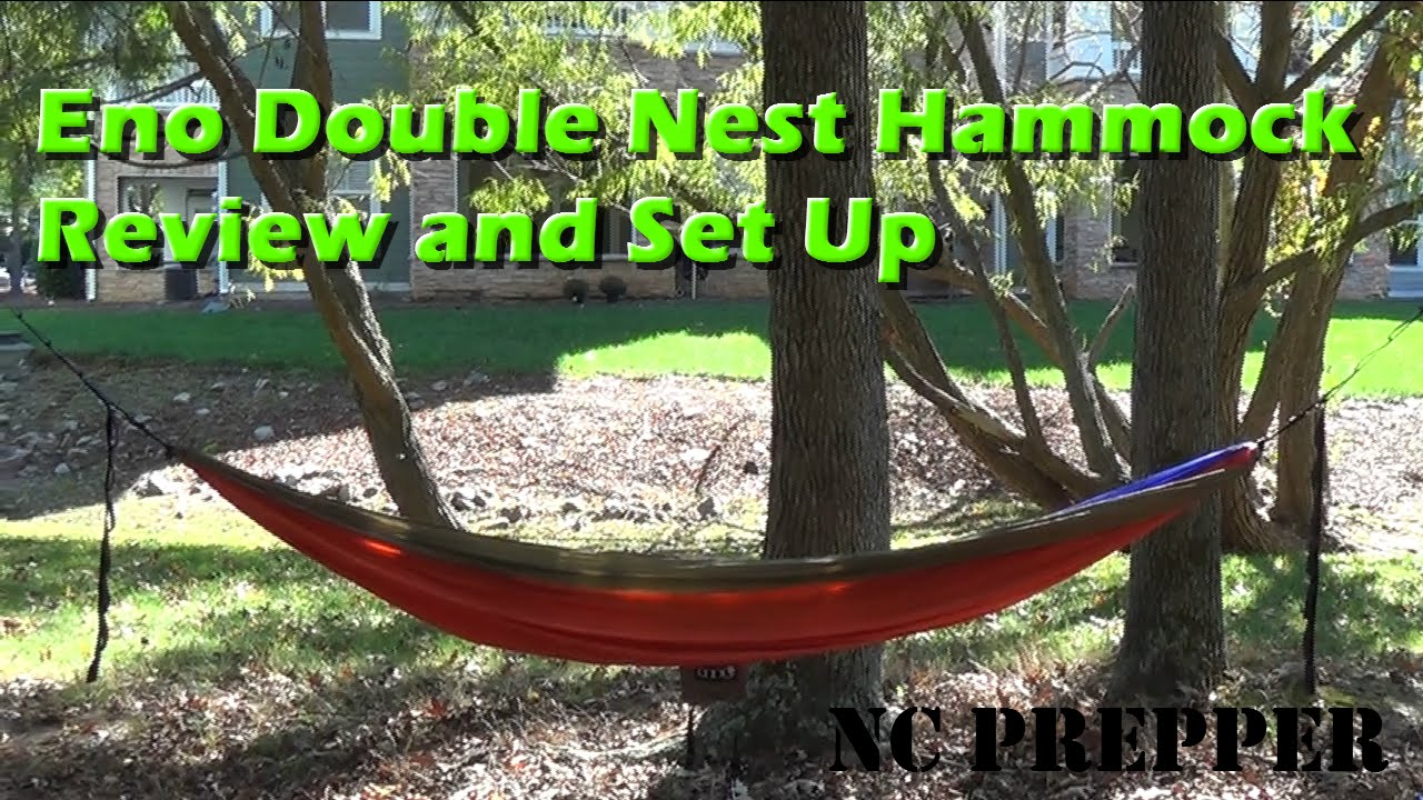 singlenest hammock eno reviewed nest