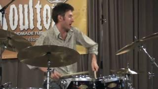 Luke Flowers drum solo #2