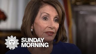 "Nancy Pelosi on negotiating with Trump, to whom ""the only voice that mattered was his own"""