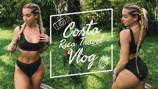 COSTA RICA TRAVEL VLOG