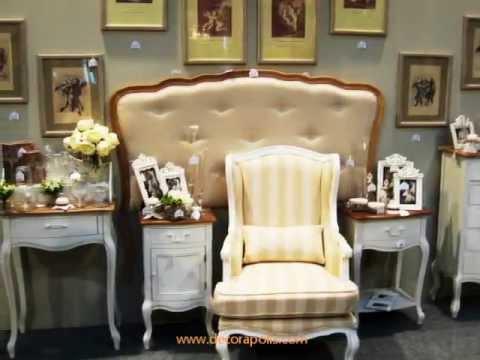Mueble y decoraci n cl sica feria intergift madrid febr for Feria decoracion madrid