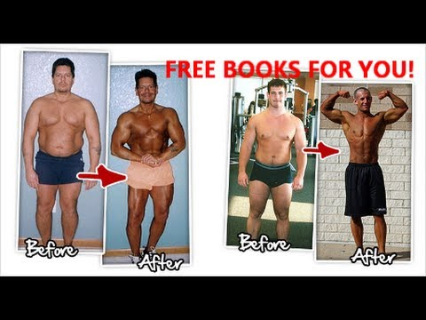 FREE BOOKS FOR BURNING FAT & BUILDING MUSCLE