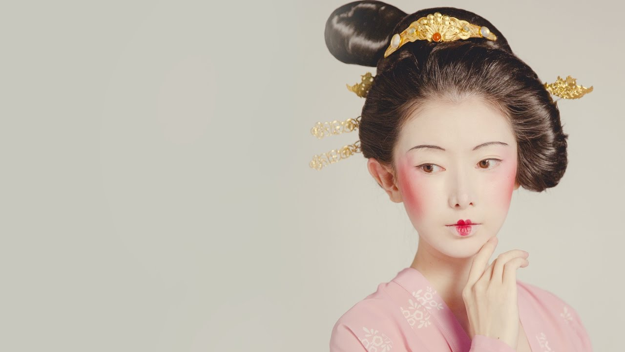 Chinese Womens Makeup