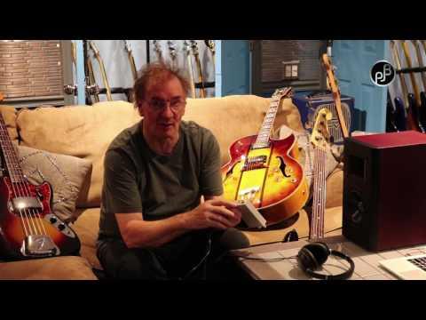 Phil Jones Bass Bighead and Headphones Demo