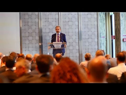 ECBC Plenary 14 September 2016  - Welcome words by Luca Bertalot, EMF-ECBC Secretary General