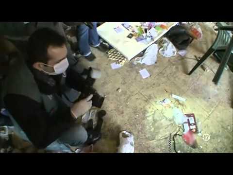 ultra-violence armes lourdes des policiers dans la tourmente