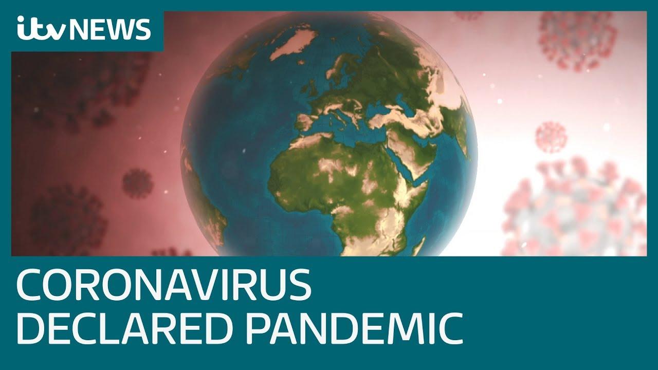 Coronavirus now pandemic as UK death toll rises | ITV News - YouTube