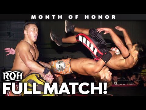 Do FIXER vs Blood Generation: FULL MATCH! (ROH Supercard of Honor 2006)