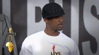 Will Smith - Gettin' Jiggy Wit It (Live 8 2005)