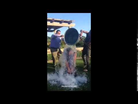Beckhams Family ALS Ice Bucket Challenge | David Beckham, Victoria, Brooklyn, Romeo & Cruz!
