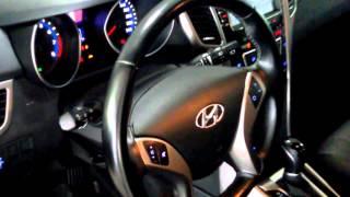Hyundai i30, Белый цвет, 13г смотреть