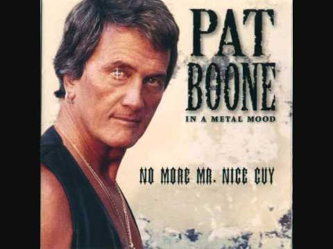 Image result for pat boone metal mood