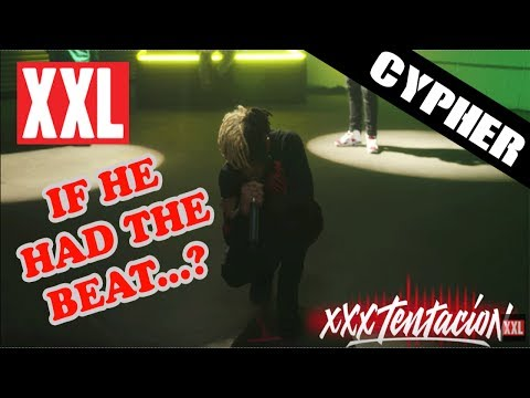Thumbnail: If XXXTentacion's 2017 Cypher Had The Beat...?