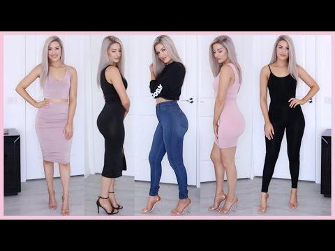Fashion Nova Try On Haul thumbnail