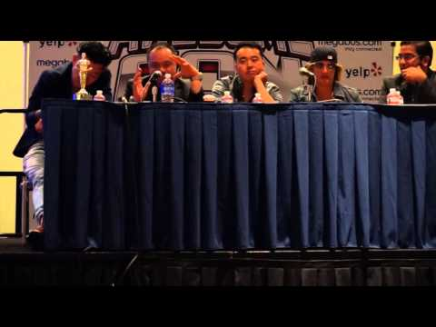 Awesome Filmmakers: Making It Happen Panel (Awesome-Con 2015)