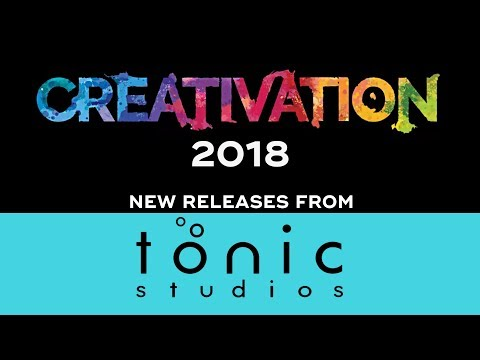 New Look for Tools from Tim Holtz  and Tonic Studios