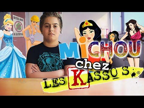 Fabulous MICHOU - STALLONE - THE MASK CHEZ LES KASSOS [PARODIE LES KASSOS  HA69