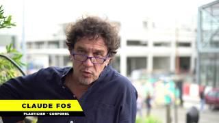 Interview Claude Fos  - Plasticien Corporel