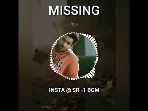 Fida Missing Romantic Bgm