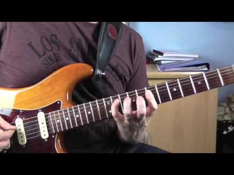 Human Nature -  Guitar Tutorial