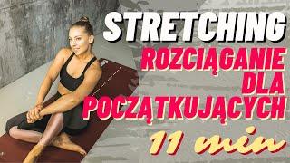 Stretching dla początkujących (rozciąganie)