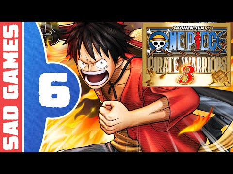 Let's Play: One Piece: Pirate Warriors 3 - Part 6 - The Legend Begins