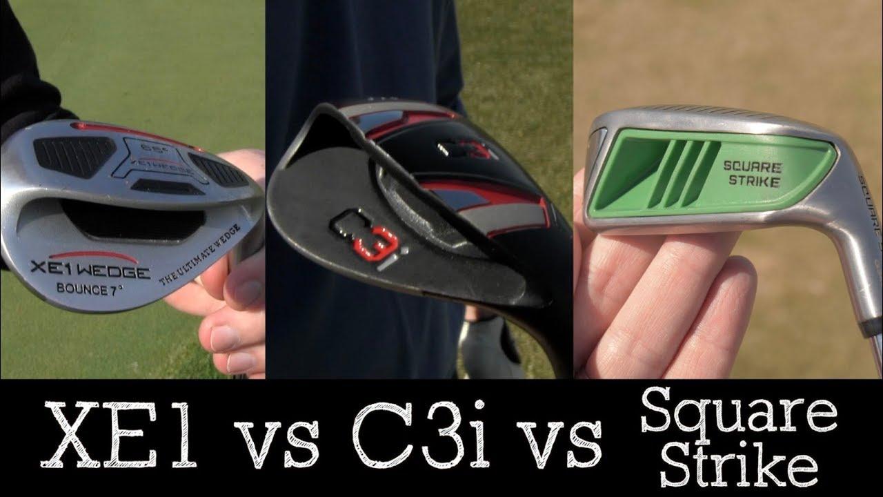 Download Square Strike Wedge vs c3i Wedge vs xe1 Wedge