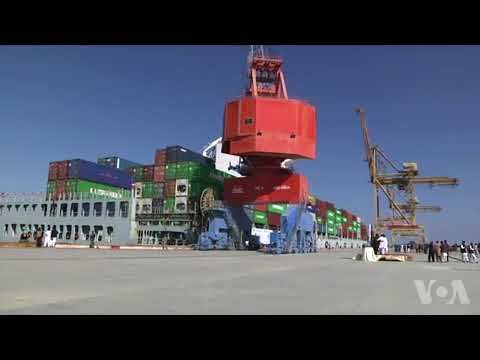 China Turning Pakistan Port Into Regional Giant