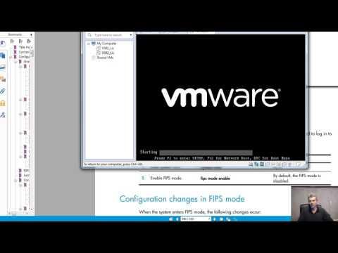 VSR FIPS Mode Conversion