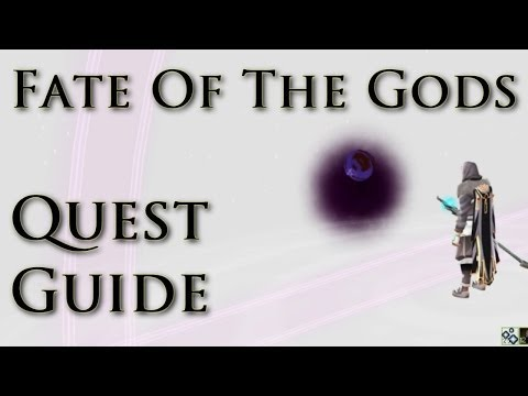 RSQuest: Fate of the Gods - Quest Guide Runescape RS3