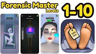Forensic Master Game All Levels 1 - 10 Gameplay Walkthrough screenshot 4