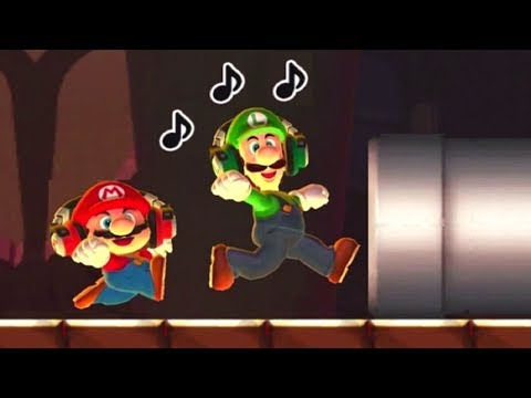 Super Mario Run - Remix 10 Mode (Areas 101 & 102)