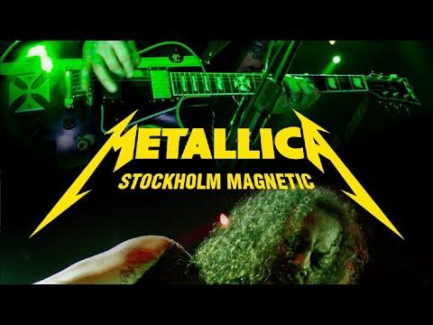 Metallica - World Magnetic - Live in Stockholm, Sweden (2009)