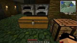 Minecraft i mody let's (PL) play 3: Pierwsze maszyny oraz drzewa owocowe