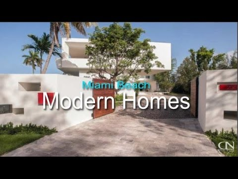 Miami beach modern homes for sale contemporary homes for Modern contemporary house for sale