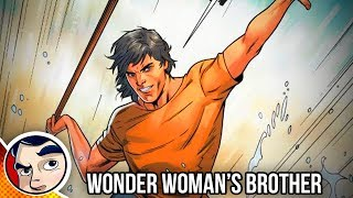 Wonder Woman's Brother - Origins