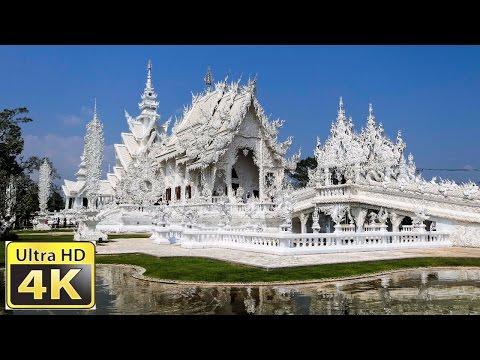 Wat Rong Khun Thailand - Amazing 4k Video Uhd DJI Osmo+ FZ2000