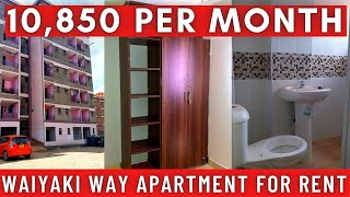 APARTMENT TOUR 2020 FOR RENTAL || 10K per month || House hunting in Nairobi