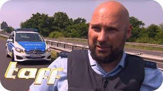 Auf VERBRECHERJAGD mit der BUNDESPOLIZEI an der deutsch-polnischen Grenze | taff | ProSieben