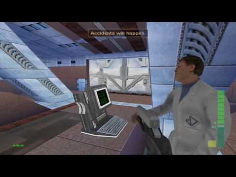 Perfect Dark - dataDyne Research - Investigation (Special Agent) (2000) [XBLA]