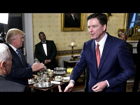 Comey memo: Trump asked Comey to end Flynn investigation