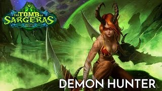 Demon Hunter | Professionally Good Looking