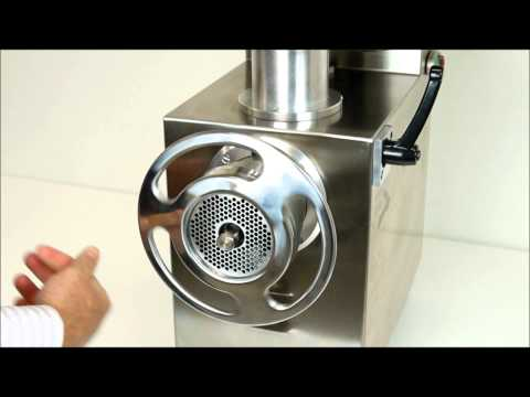 Meat Mincer - How to Set Up your Commercial Mincer