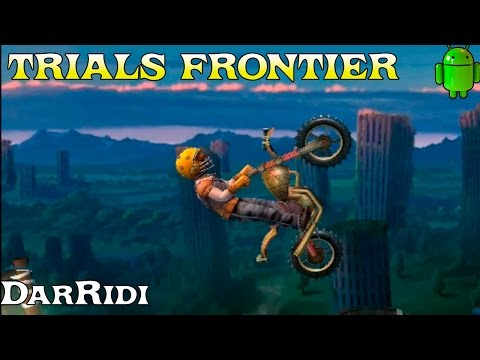 игра trials frontier игры про мотоциклы на мобильном